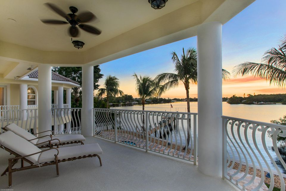 Master Suite Balcony - Twilight