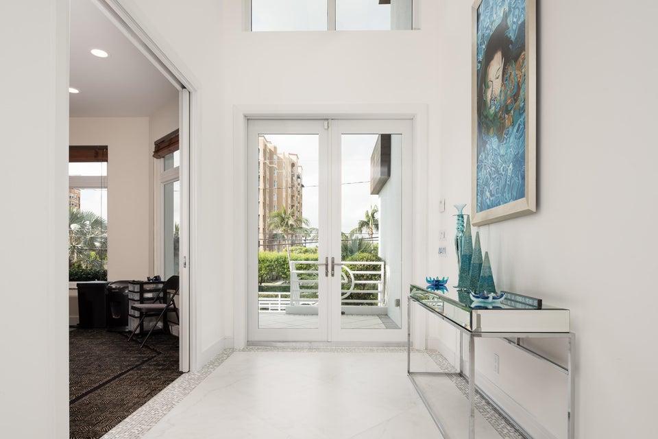 Bright & Open Front Door