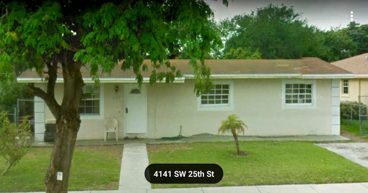 4120 SW 25th Street, West Park, FL 33023