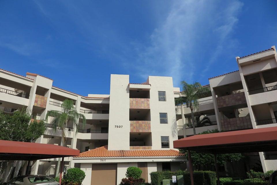 7507  La Paz Boulevard #302 Boca Raton, FL 33433