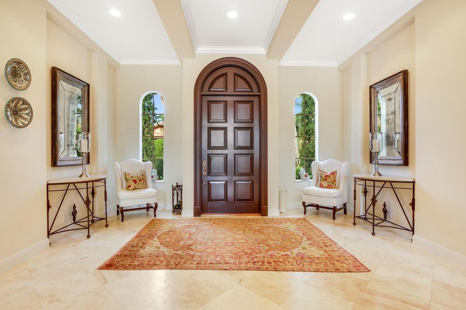 Entry - Foyer