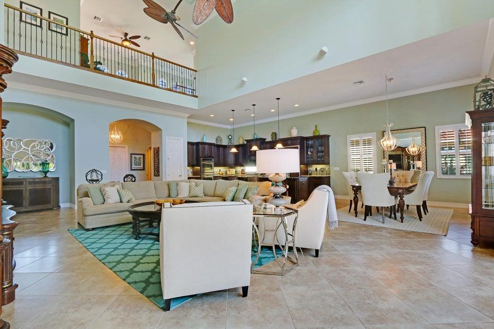 Great room floorplan