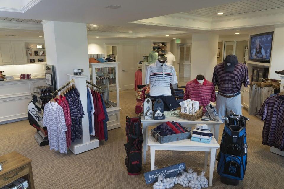 New Pro Shop