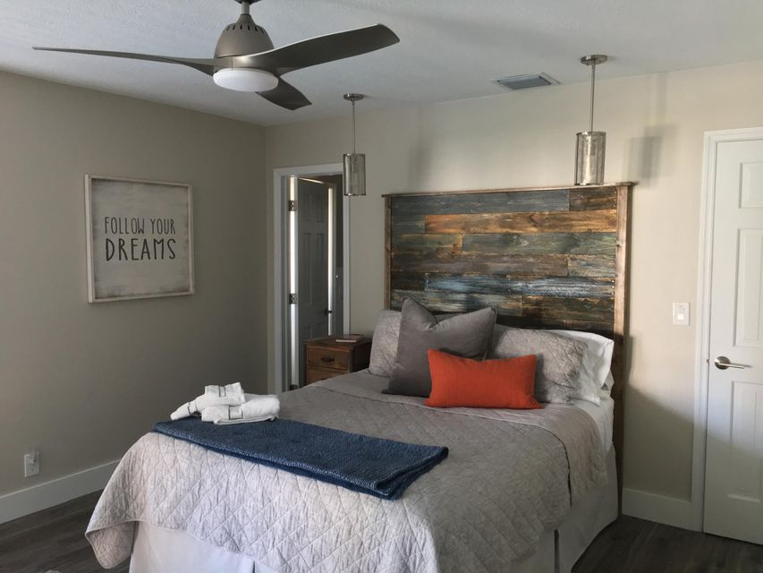 Pool Guest Bedroom-opens to Patio
