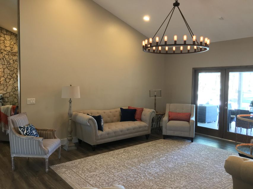 Open Large Living Room opens to Patio