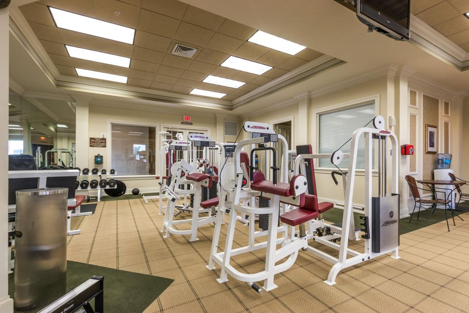 Ocean Royale Gym