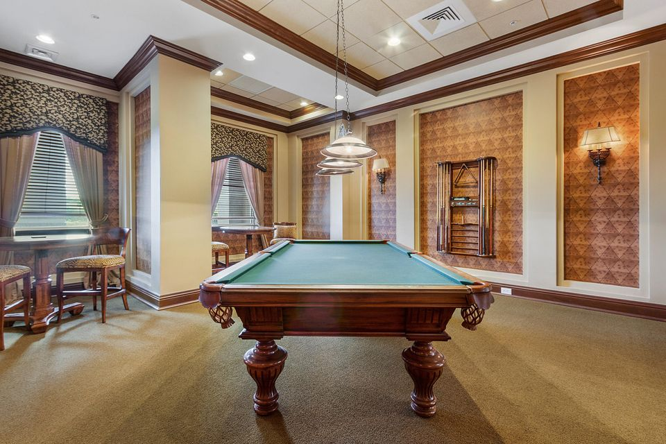 Ocean Royale Billiard Room