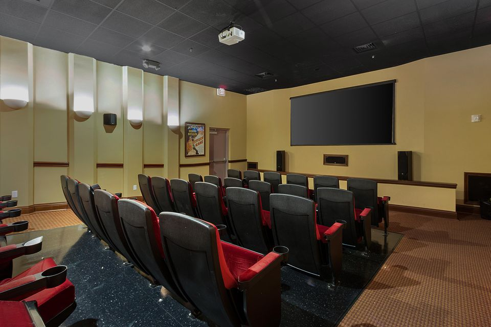 Ocean Royale Media Room