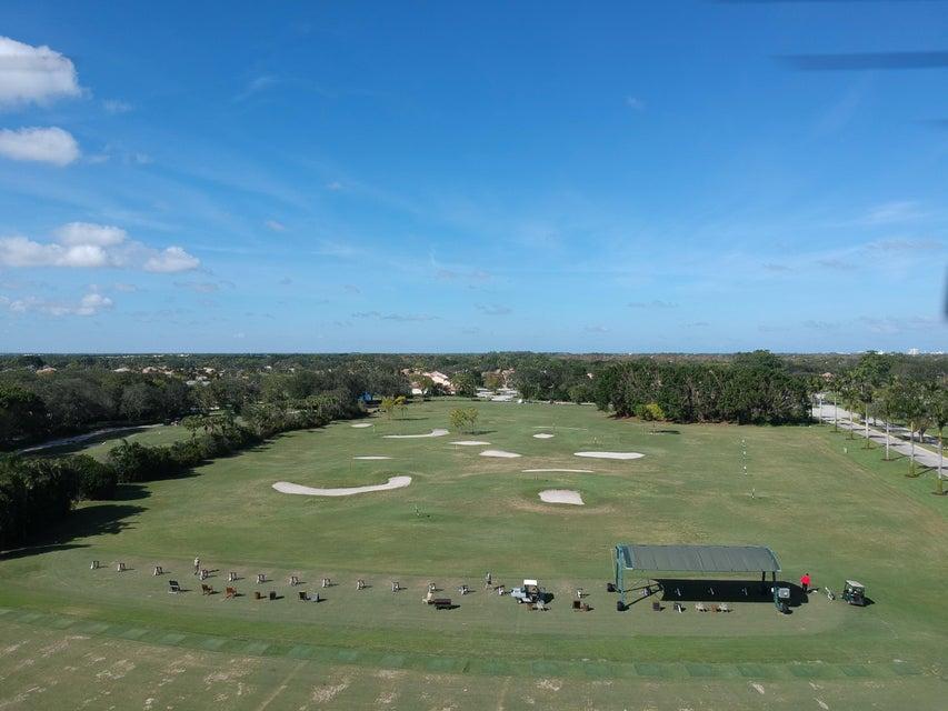 Practice Golf Range