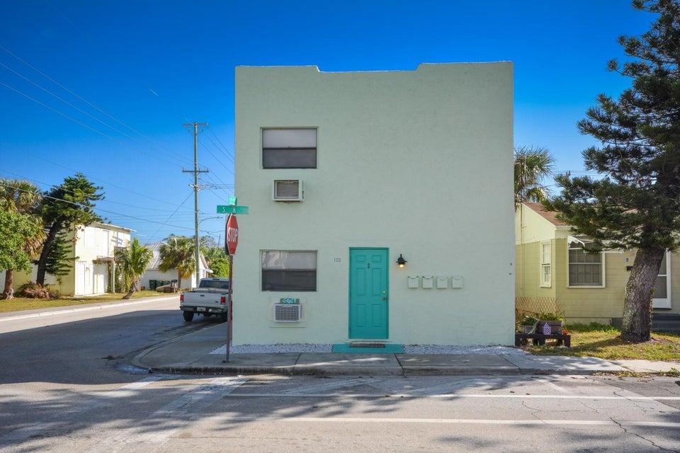 102 K Street, Lake Worth, Florida 33460, ,Quadplex,For Sale,K,RX-10393089