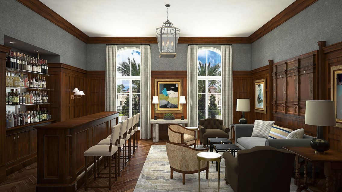 Pub Room Rendering