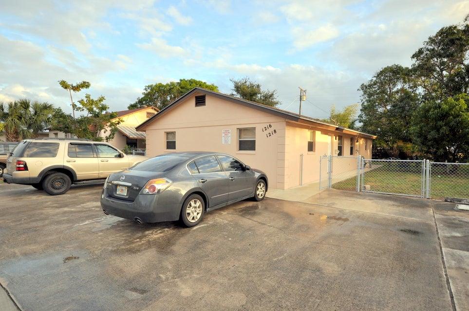 1216 Worthington Street- West Palm Beach- Florida 33401, ,Duplex,For Sale,Worthington,RX-10399447