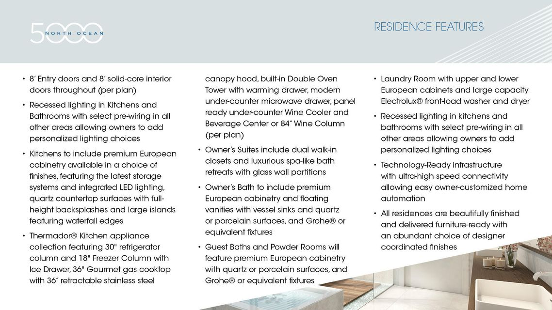 5-Residence Features2