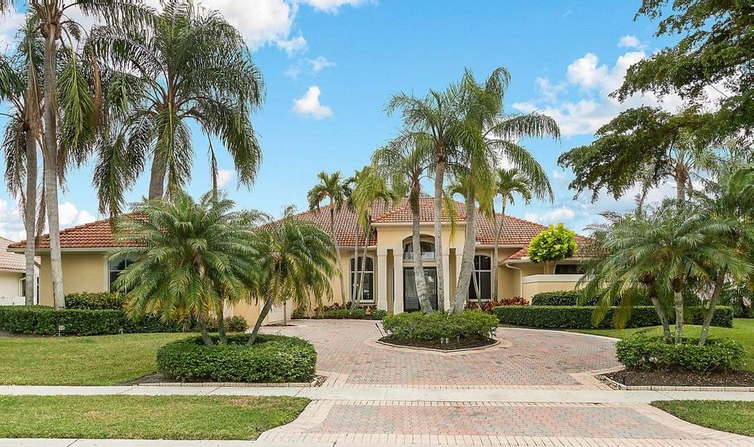 10802 Egret Pointe Lane, West Palm Beach, FL 33412