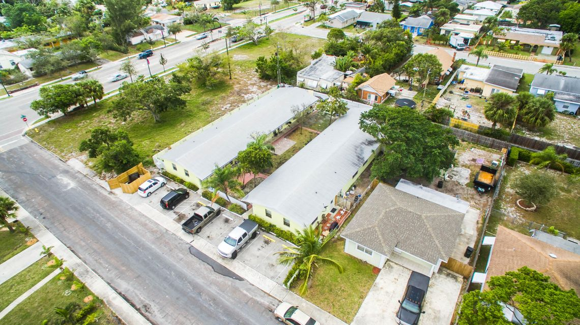 1015 F Street- Lake Worth- Florida 33460, ,Quadplex,For Sale,F,RX-10399969