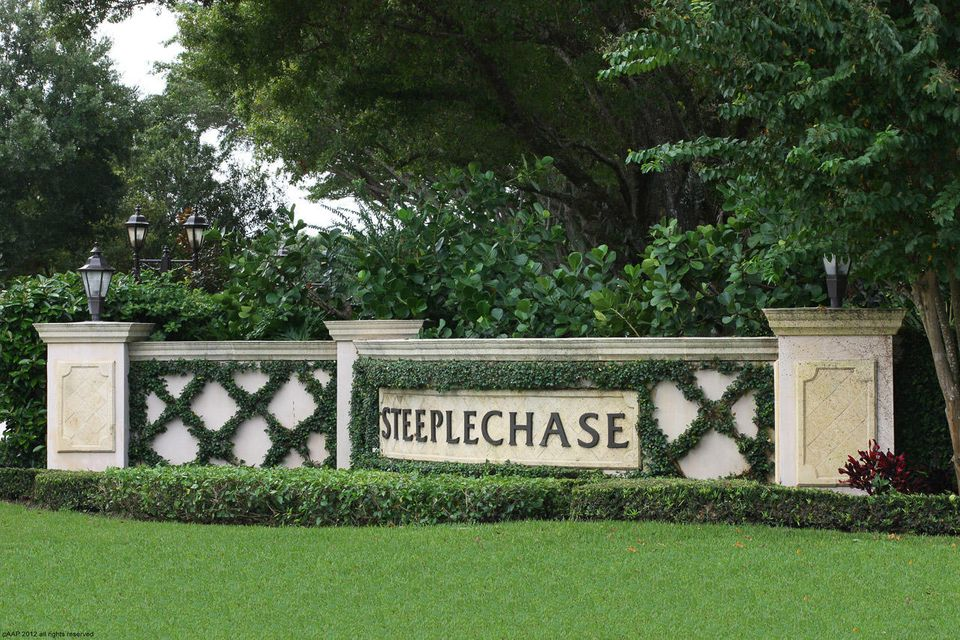 Steeplechase Entrance