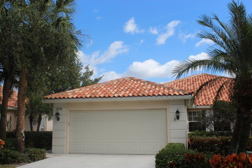 2274 Blue Springs Road, West Palm Beach, Florida 33411, 2 Bedrooms Bedrooms, ,2 BathroomsBathrooms,Villa,For Sale,Riverwalk,Blue Springs,RX-10402208