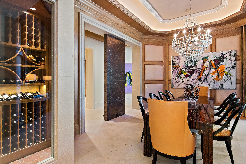 Dining Room/Wine Room