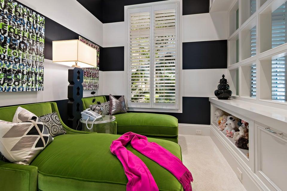 VIP Suite Sitting Area
