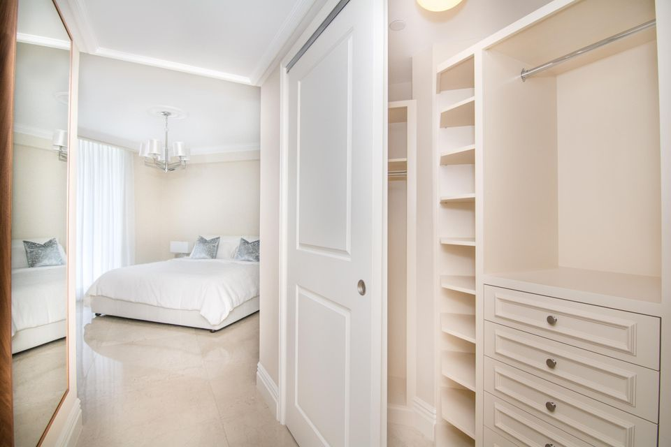 Guest Bedroom with Closet