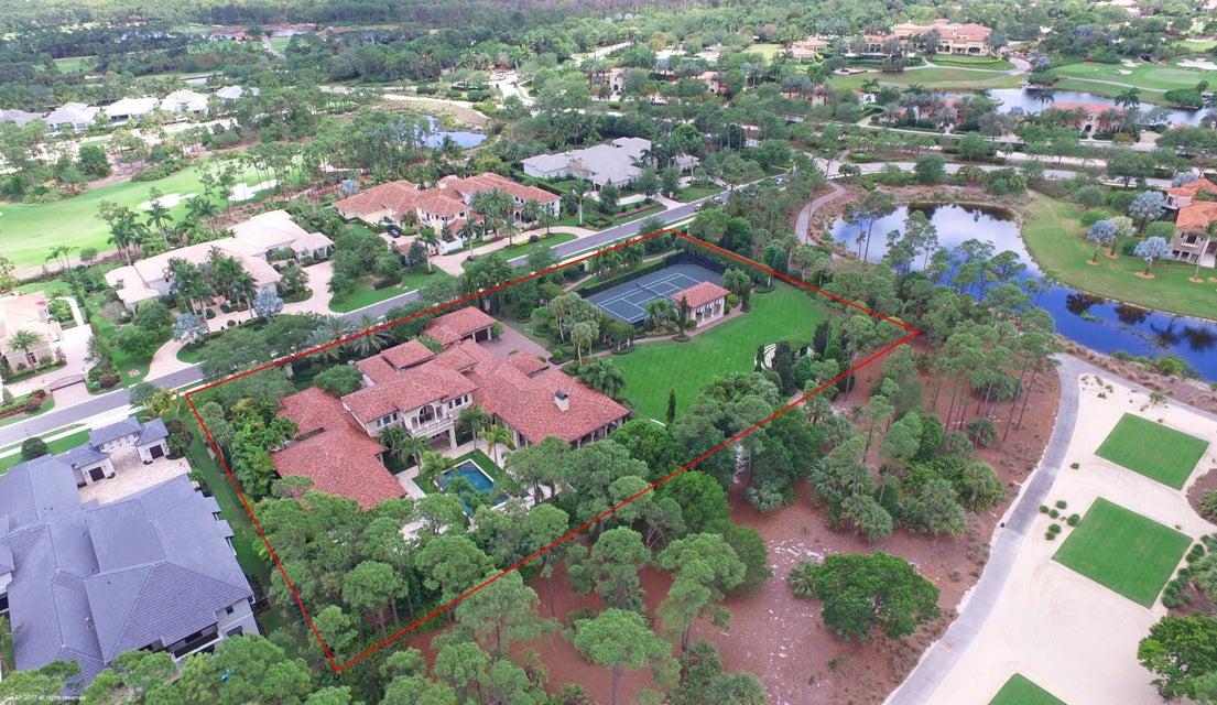 2+Acre Estate Aerial