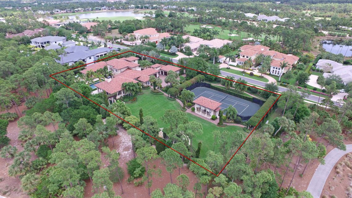 Estate with Tennis Court