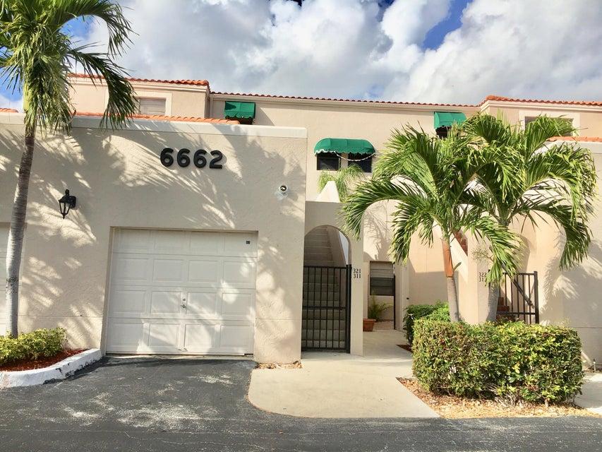 6662  Villa Sonrisa Drive #321 Boca Raton, FL 33433