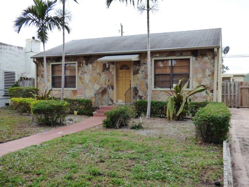 5905 Garden Avenue, West Palm Beach, Florida 33405, ,Duplex,For Sale,Garden,RX-10404869