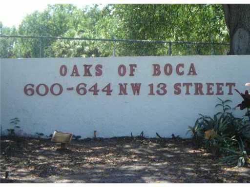 642 Nw 13th Street #35 Boca Raton, FL 33486