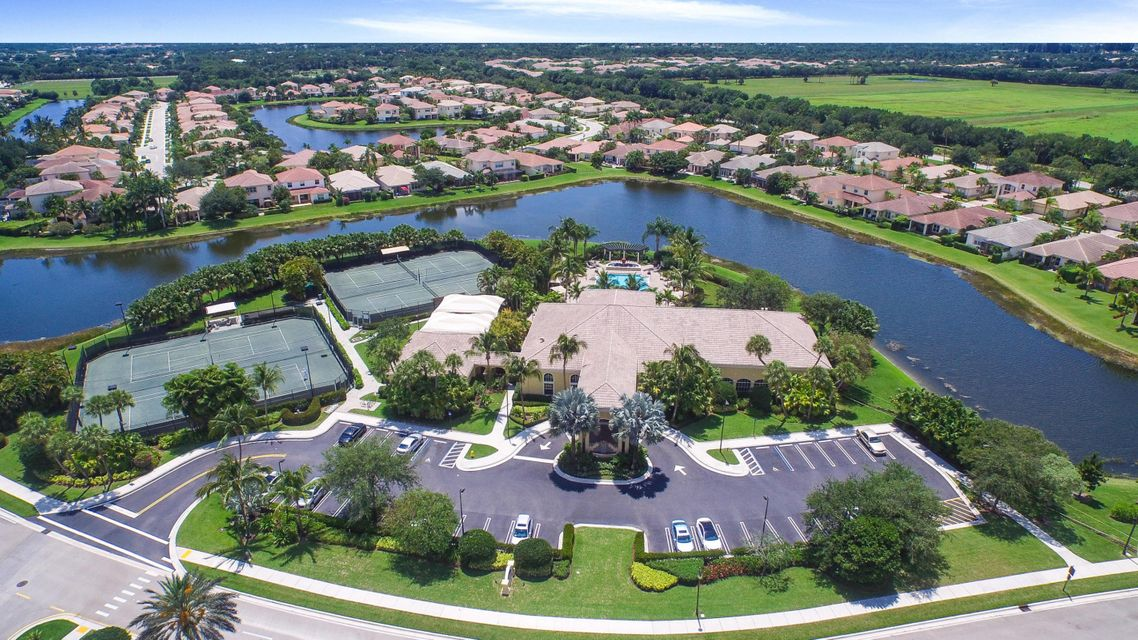 Mirabella Clubhouse Aerial