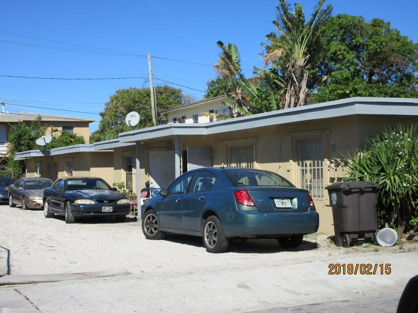 725 21st Street, West Palm Beach, Florida 33407, ,Quadplex,For Sale,21st,RX-10406338