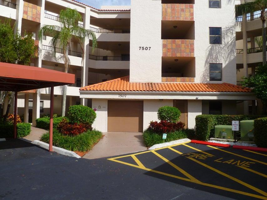 7507  La Paz Boulevard #204 Boca Raton, FL 33433