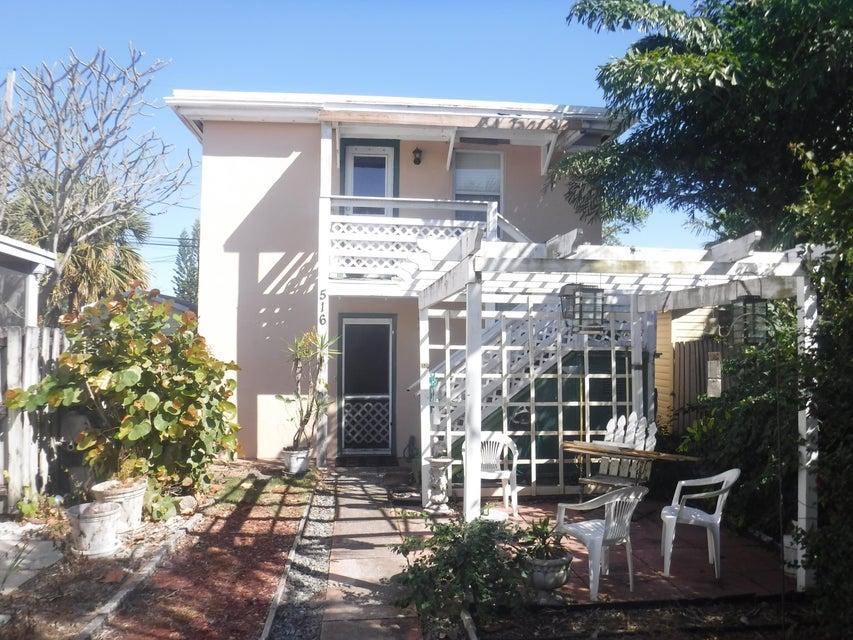 516 J Street, Lake Worth, Florida 33460, ,Duplex,For Sale,J,RX-10407169