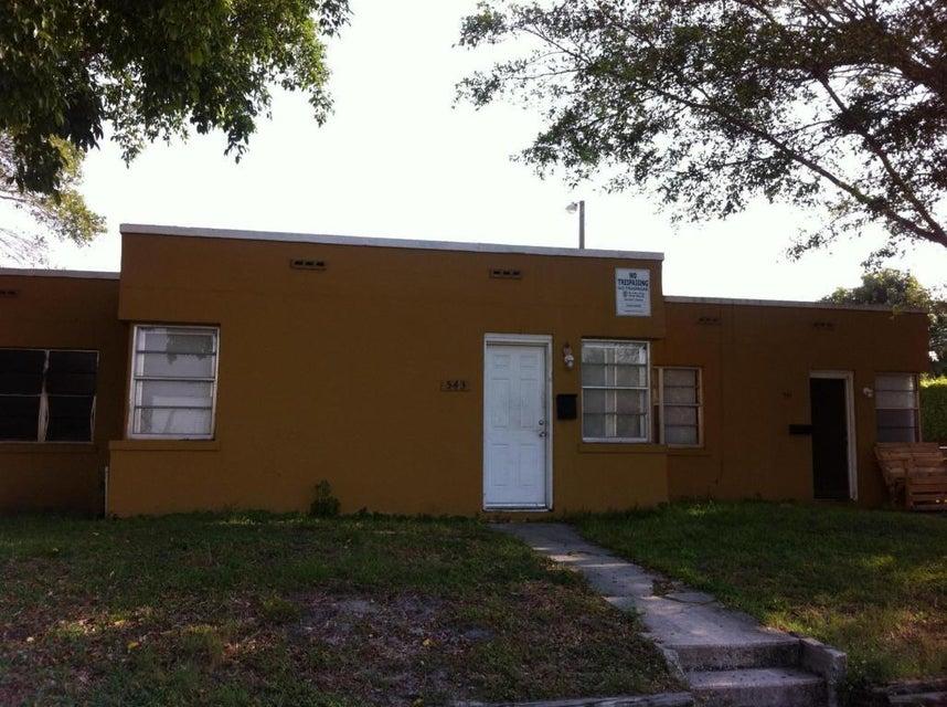 543 29th Street,West Palm Beach,Florida 33407,Triplex,29th,RX-10407148