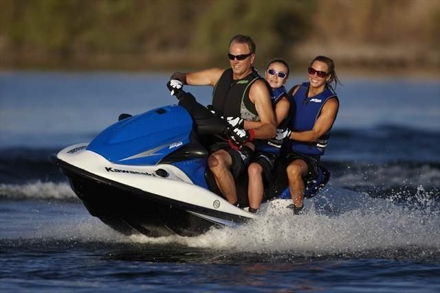 Local activities - Jet skiing