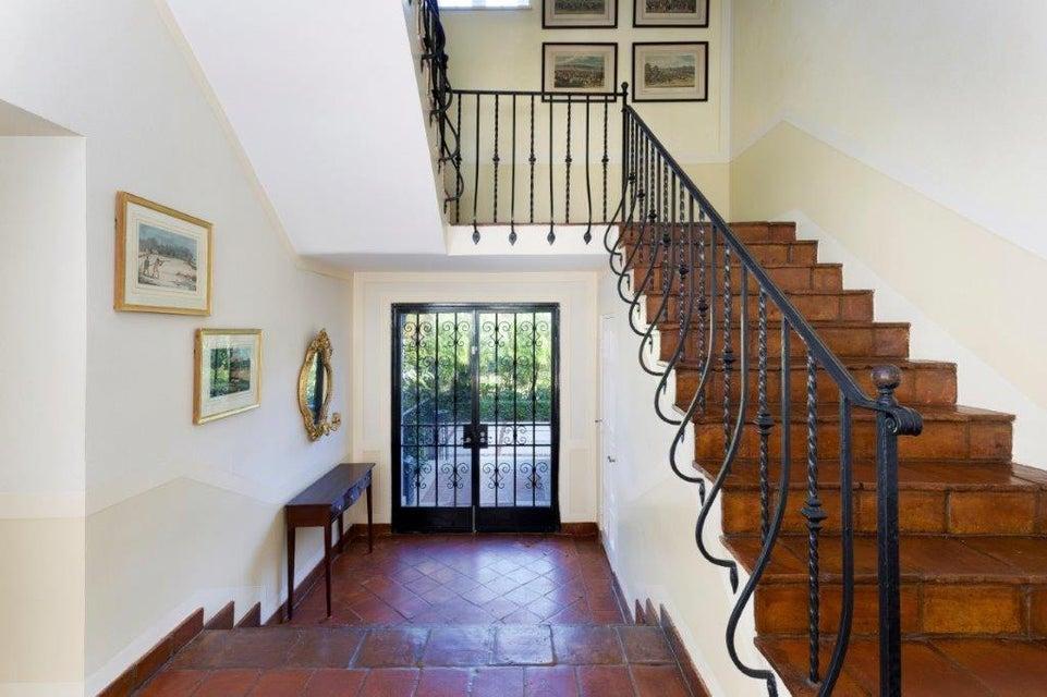 Formal Foyer entry
