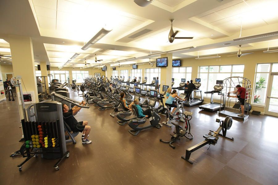 Ballenisles Fitness Room