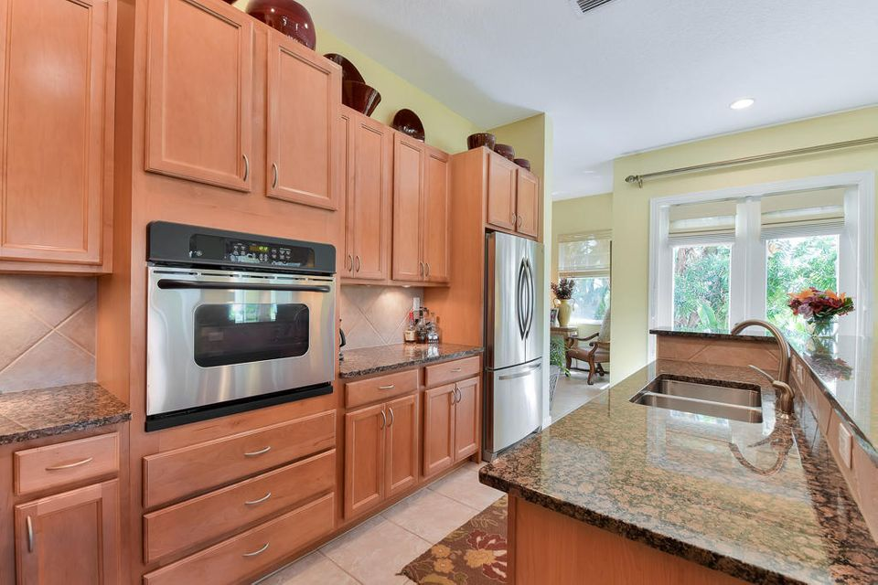 Open Upgraded Kitchen