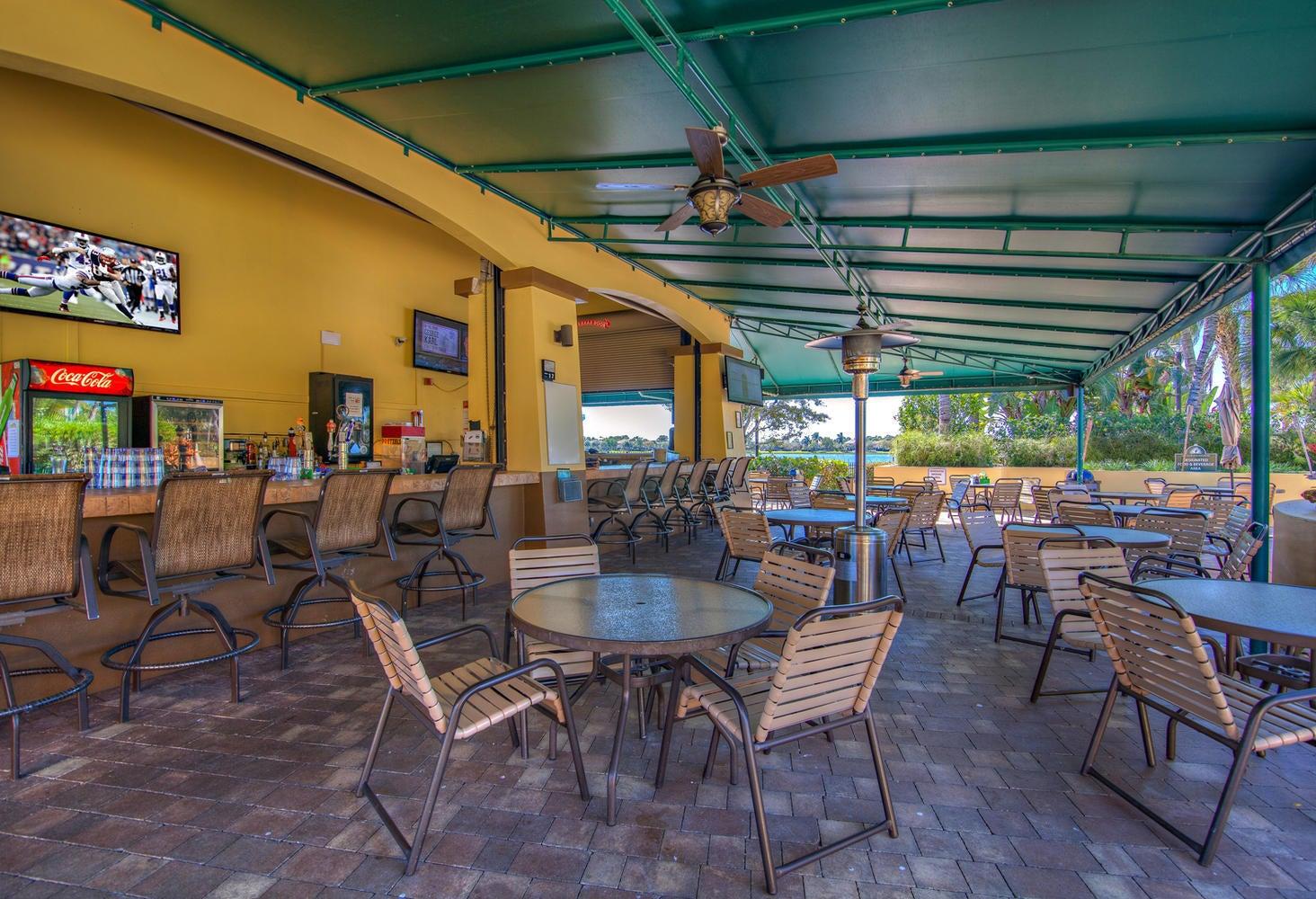 Community Clubhouse Tiki Bar