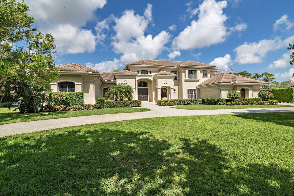 5717 Native Dancer Road, Palm Beach Gardens, FL, 33418, MLS # RX ...