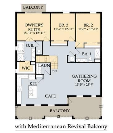 Main Living 2nd floor