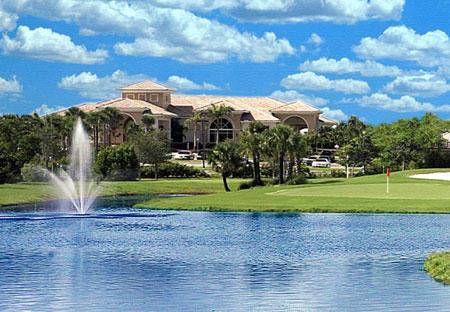 Abacoa golf course