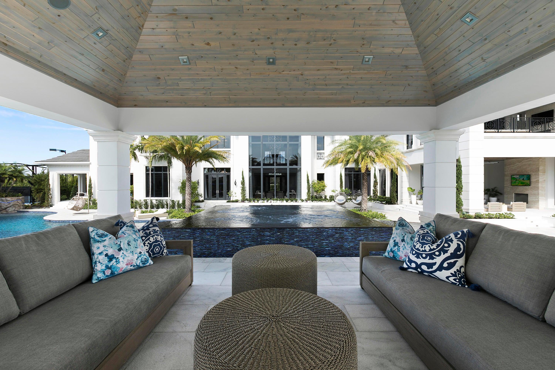 Elevated Pool Cabana