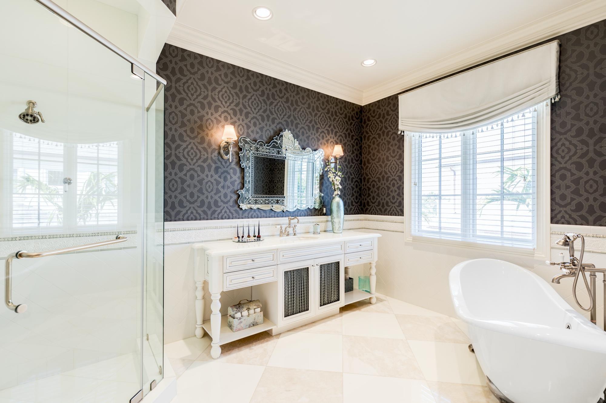 Guest Bathroom 6