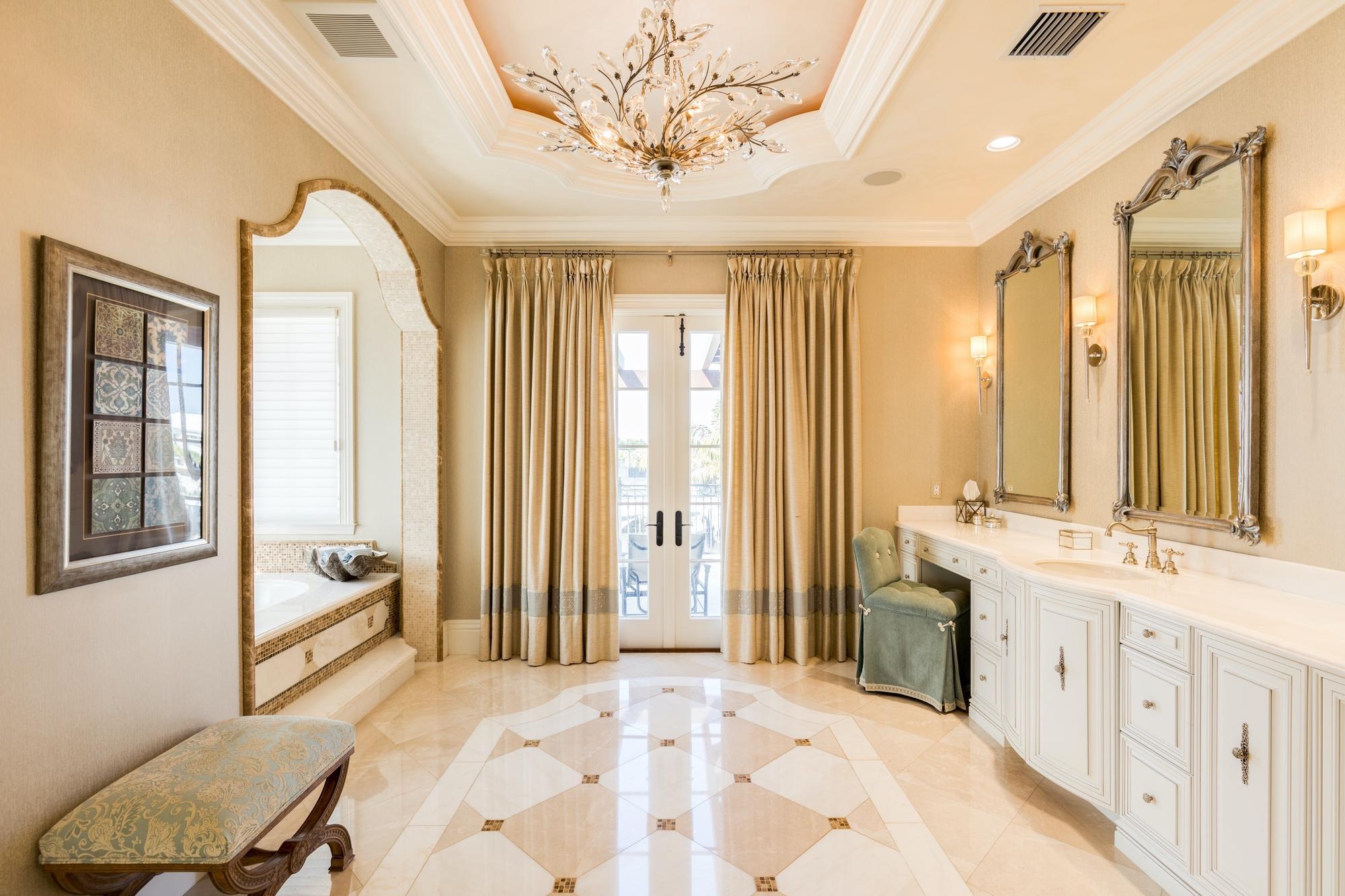 Master Bathroom HERS 1