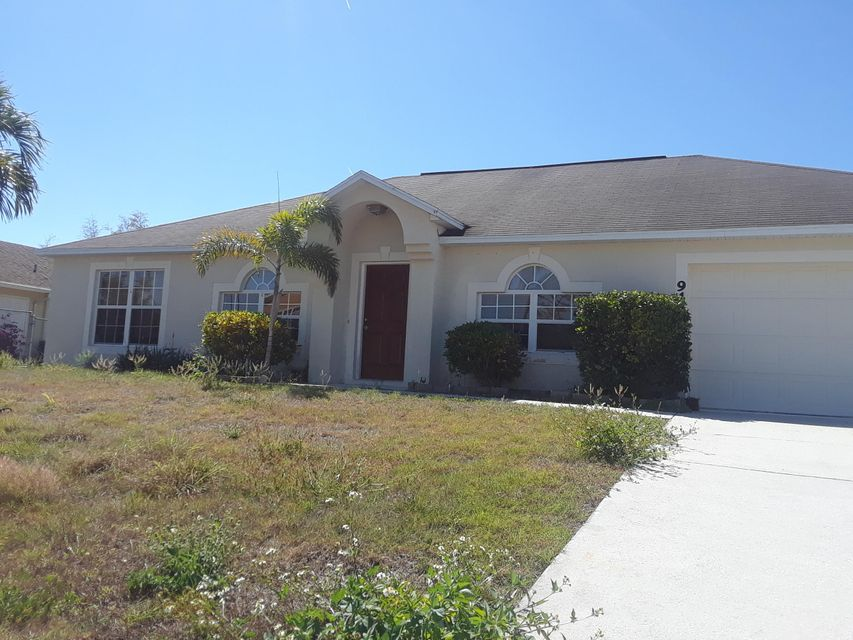 942 Damask Port Saint Lucie,Florida 34983,4 Bedrooms Bedrooms,2 BathroomsBathrooms,Single family detached,Damask,RX-10412872