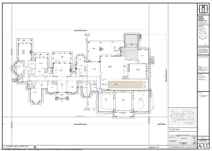 Overall Floor Plan