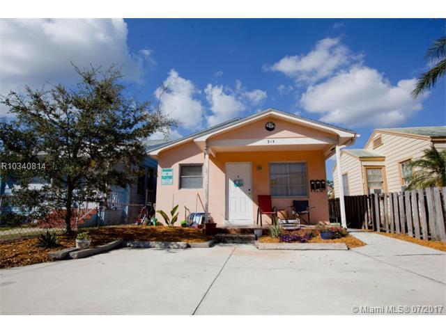 315 J Street,Lake Worth,Florida 33460,Triplex,J,RX-10415654