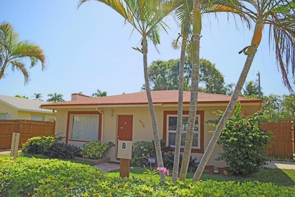 624 Allen Avenue, Delray Beach, Florida 33483, ,Triplex,For Sale,Allen,RX-10417073