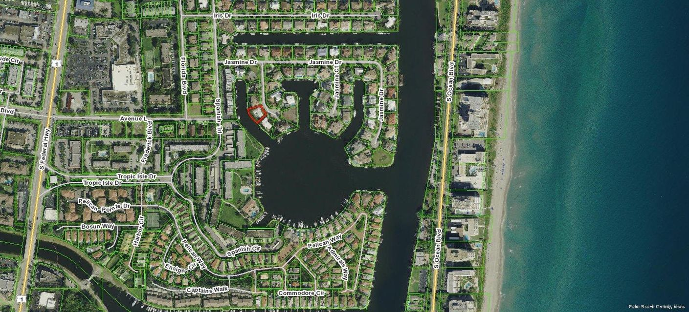 JUST LISTED PALM BEACH BOAT DOCK HOMES - HOME MAX REALTY ...